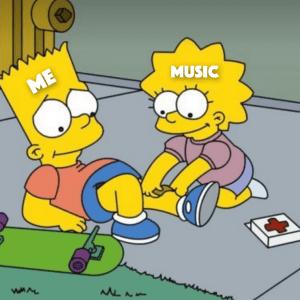 The Simpsons Meme Music Me