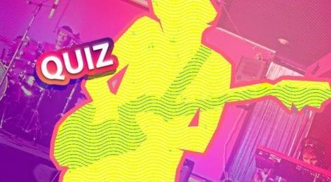 Quiz Gastmusiker Songs