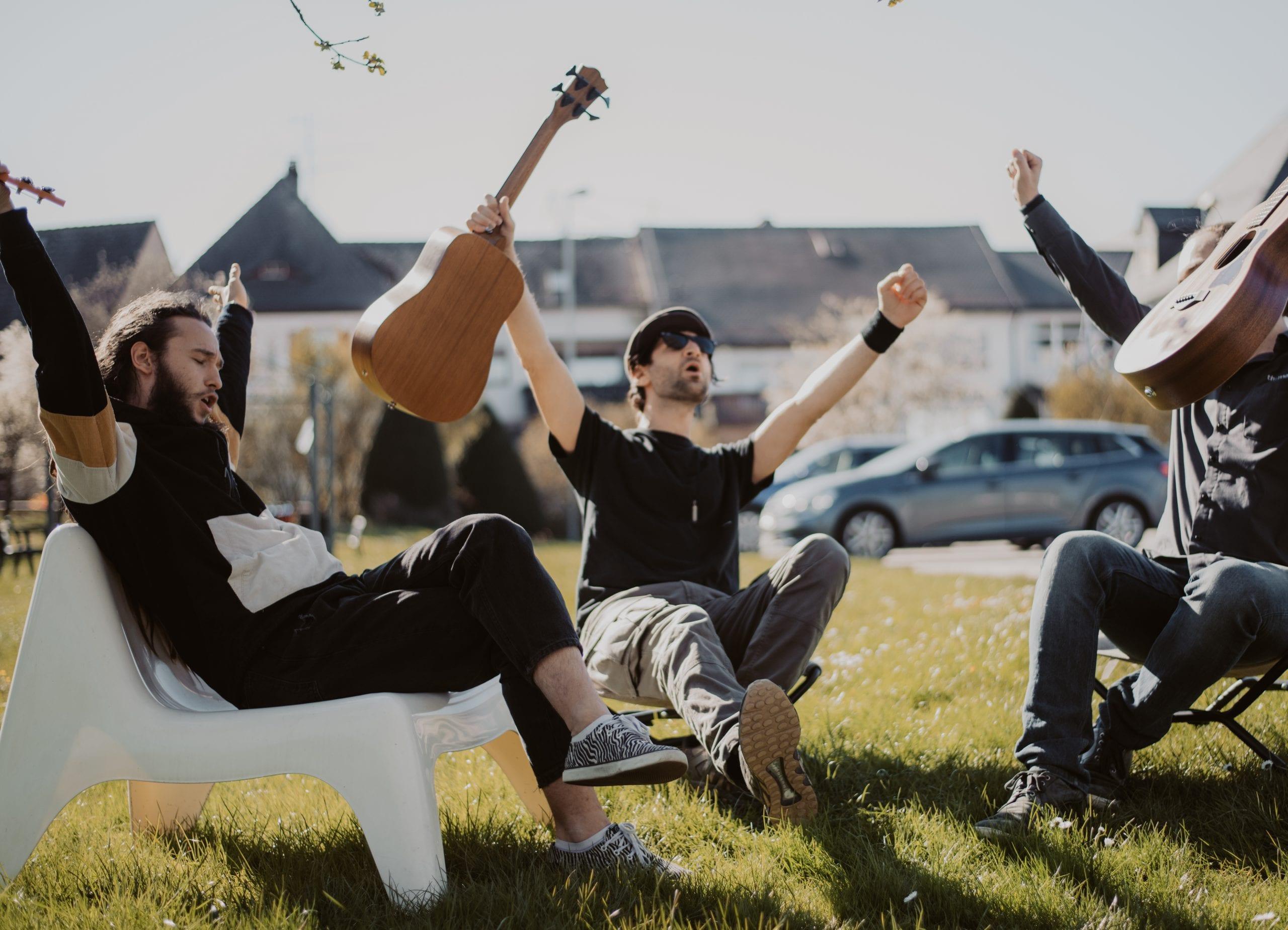 Thomann Treppendorf Gitarre Ukulele Spaß Musik