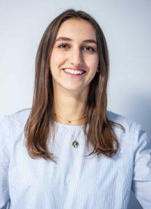 Nicole Reinhart, Personalreferentin bei Musikhaus Thomann