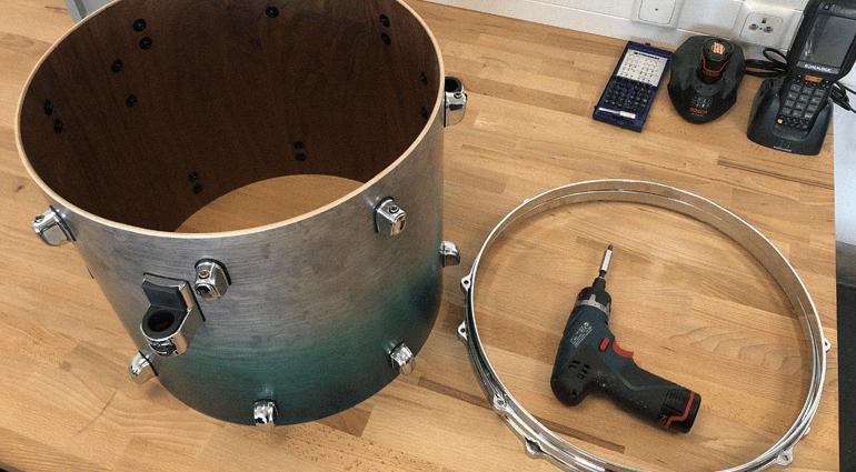 Thomann Werkstatt Schlagzeug & Percussion