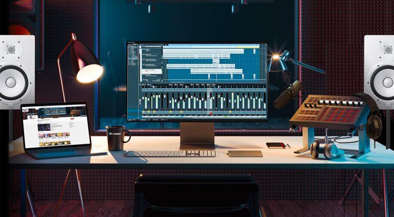 Thomann Studio und Recording Tipps YouTube