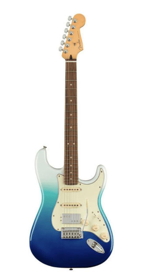 Fender Plus Serie Gitarren und Bässe