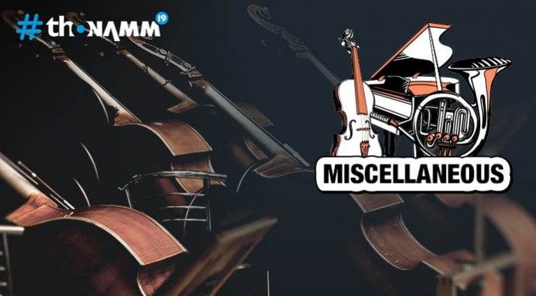 NAMM 2019 Miscellaneous coverage