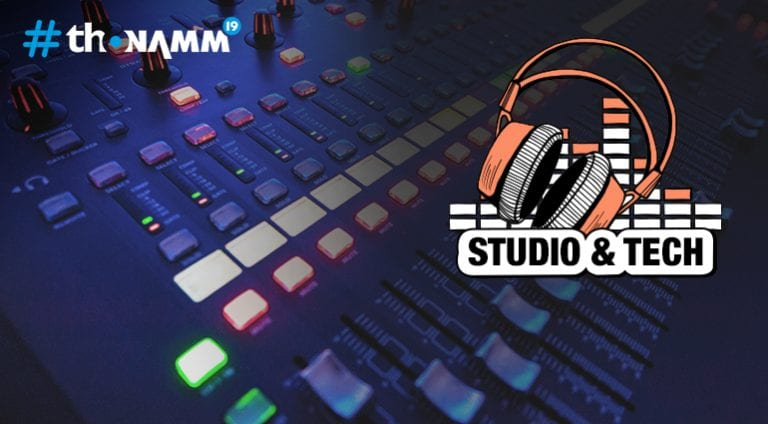 NAMM 2019 Studio & Tech coverage