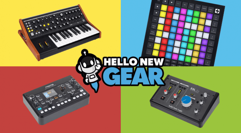 Hello New Gear - February 2020