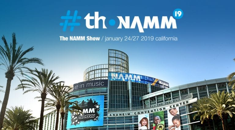 The 2019 NAMM Show Coverage
