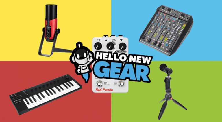 Hello New Gear - April 2019