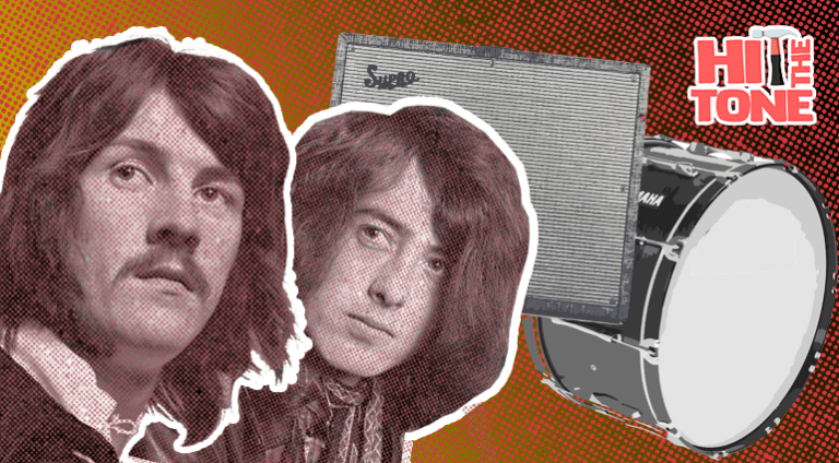 Hit The Tone! Led Zep & Glyn Johns
