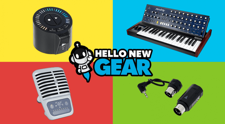 Hello New Gear - April 2021