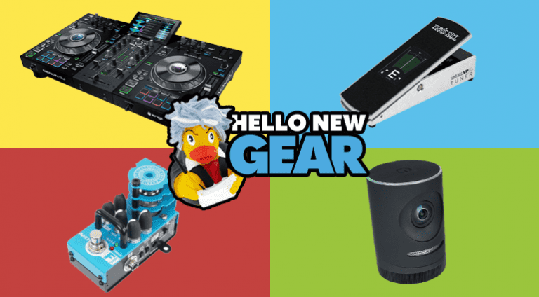 Hello New Gear - May 2020
