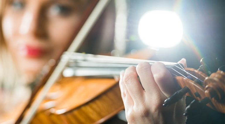 How to Amplify your Violin