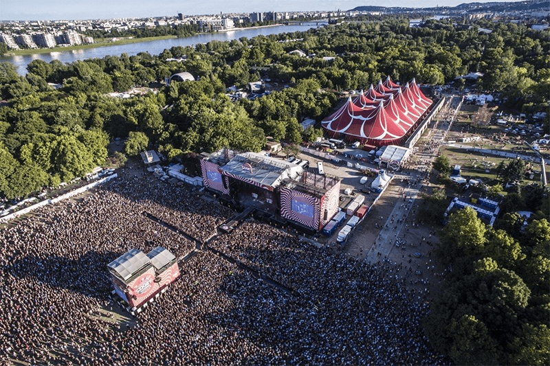 Sziget in the 2010s
