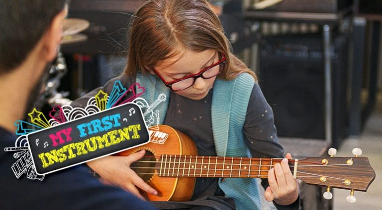 Choosing the 1st Instrument