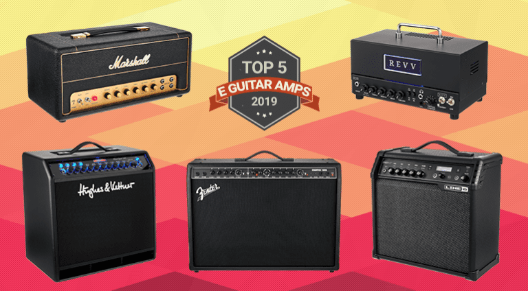 Top 5 Guitar Amps of 2019
