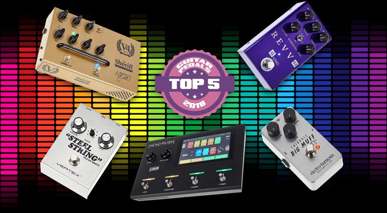 Guitar Pedals Blog : top 5 guitar pedals of 2018 ~ Vivirlamusica.com Haus und Dekorationen