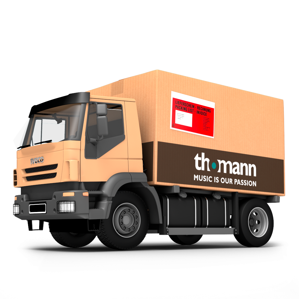 Shipping Costs and Delivery Times – Thomann UK