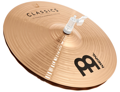 "Meinl 14"" Classics Power. So B-Stock"