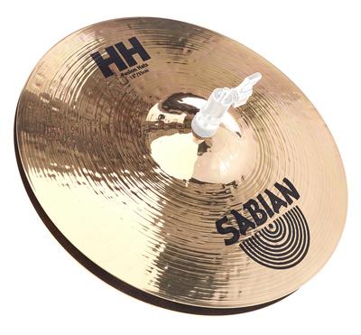 "Sabian 13"" HH Fusion Hi-Hat"