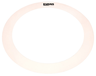 "Evans E-Ring 14"" Clear Tom"