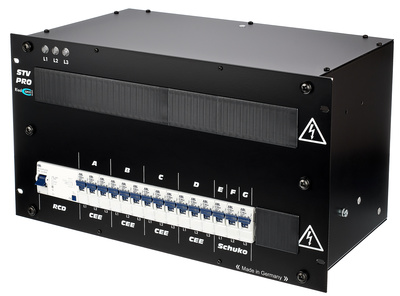 RiedConn Powerdistributor STV63/022-3