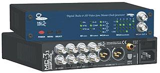 Mutec Smart Clock AV MC-3.1
