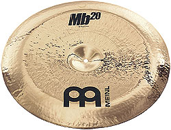 "Meinl 20"" MB20 Rock China Brilliant"