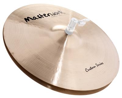 "Masterwork 14"" Custom Hi-Hat B-Stock"