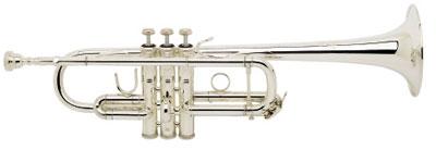 Bach C 180S-239L-25H C-Trumpet