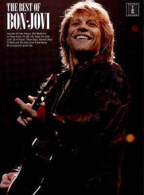 Music Sales Bon Jovi Best Of