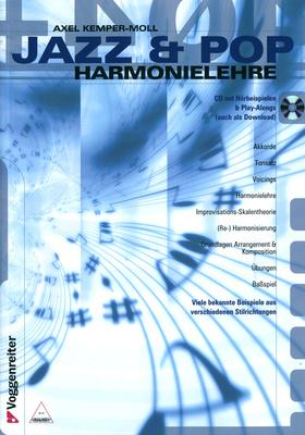 Voggenreiter Jazz & Pop Harmonielehre