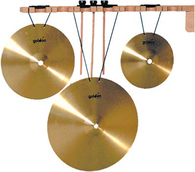 Goldon Left Wing Cymbal 33955