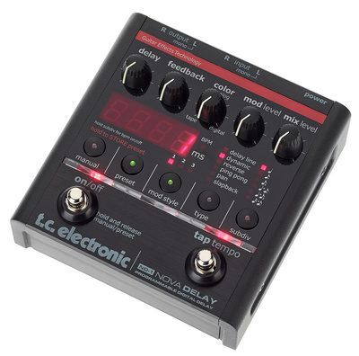 tc electronic ND-1 Nova Delay B-Stock