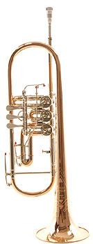 Josef Lidl LTR-735 Bb-Trumpet B-Stock