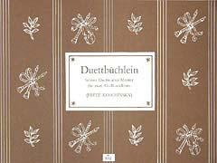 E Heinrichshofen Duettbüchlein