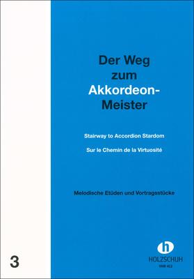 Holzschuh Verlag Akkordeonmeister Vol.3