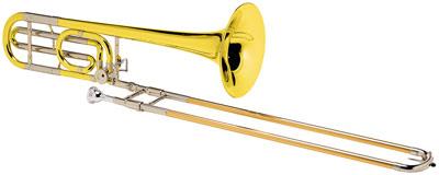 C.G.Conn 88 HY Bb/F-Tenor Tromb B-Stock