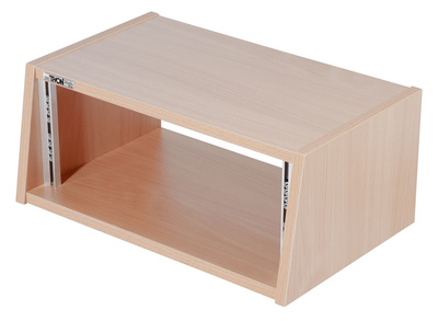 Thon Studio Desktop Rack 4U maple