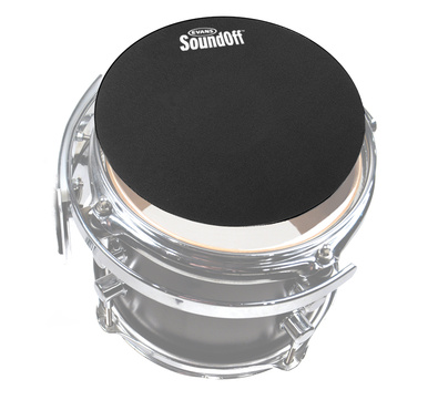 Evans SO-10 Tom Sound Off Damper