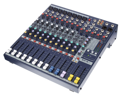 Soundcraft efx 8 B-Stock