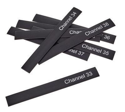Sommer Cable Shrinktube Set 33-40