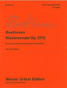 Wiener Urtext Edition Beethoven Mondscheinsonate