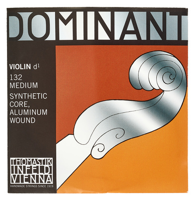 Thomastik Dominant Violin String D 4/4 633616
