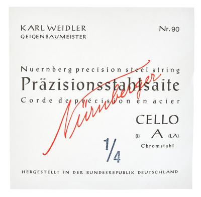 Weidler Cello String 1/4 A 639703