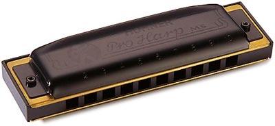 Hohner Pro Harp MS D