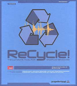 Propellerhead ReCycle Mac/Win