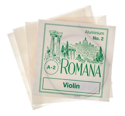 Romana Violin Strings Set