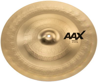 "Sabian 16"" AAX China B-Stock"