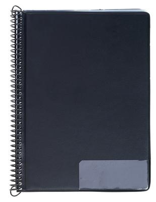 Star Marching Folder 245/15 Black