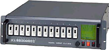 MA Lighting Digital Dimmer 12x2,3kW